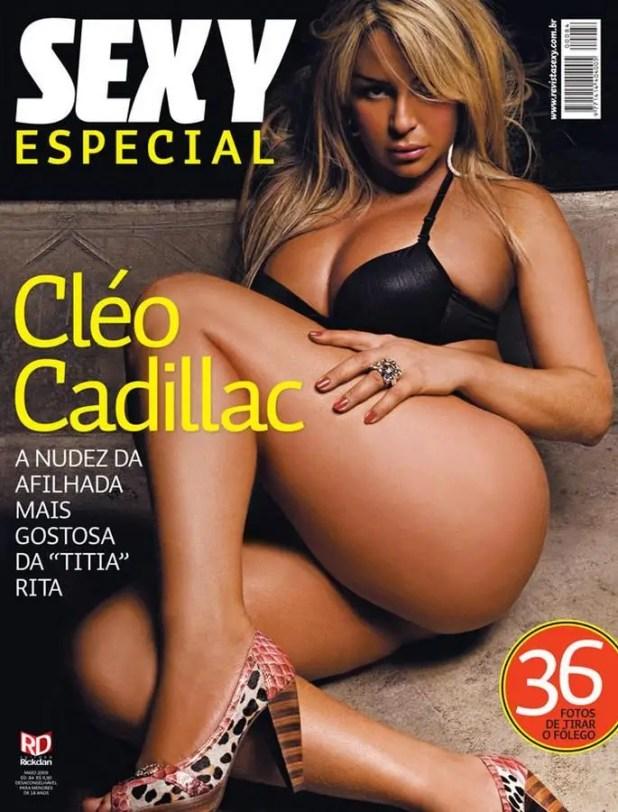 Sexy Especial - Cleo Cadillac (36 fotos inéditas)