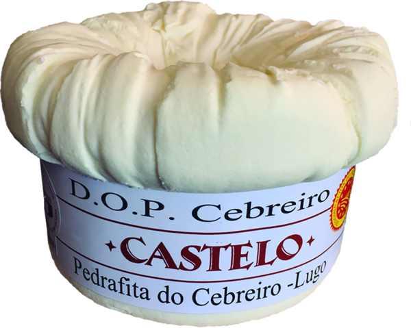 Queso D.O.P. Cebreiro Castelo