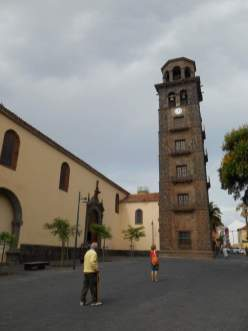 Eglise de Nuestra Senora de la Concepcion (La Laguna)