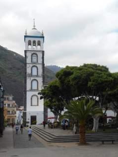Eglise de Santa Ana (Garachico)