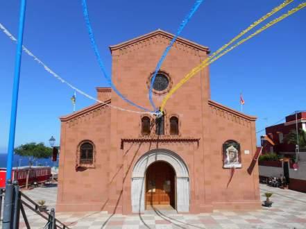 Eglise de Punta del Hidalgo