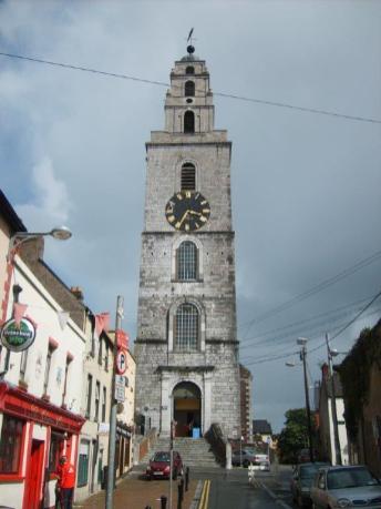 Cork - St Anne Church