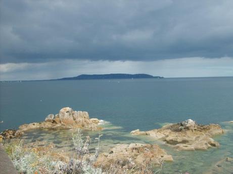 Dun Laoghaire - vue sur Howth