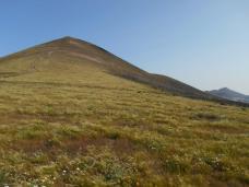 Vue depuis le mont Guardilama