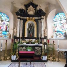 Eglise Saint Jean du Grund (Luxembourg)