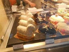 Boulangerie - patisseries de Pâques