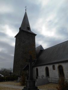 Eglise gothique de Munshausen