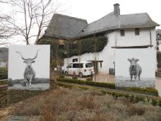 "Clervaux - exposition ""The family of man"""