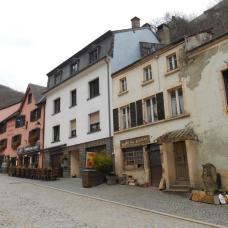 Centre-ville de Vianden
