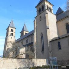 Basilique Saint-Willibrord (Echternach)