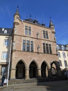 Ancien palais de justice / Dënzelt ou Dingstuhl (Echternach)