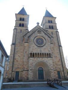 Basilique Saint-Willibrord (Echternach)