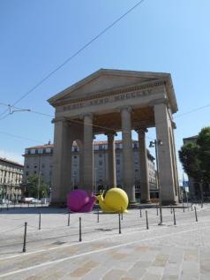 Quartier de Navigli - Porte Ticinese