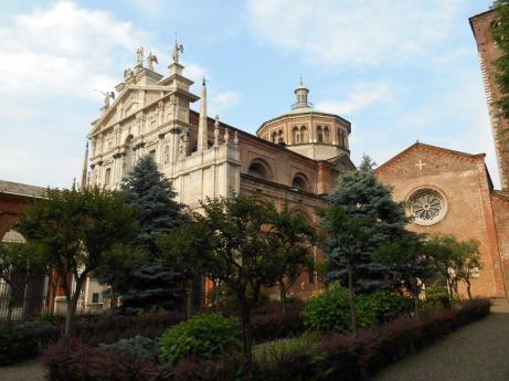 Eglise Santa Maria Dei Miracoli Presso San Celso