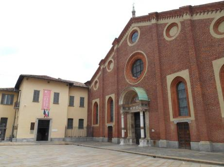 Basilique Di Santa Maria delle Grazie