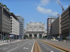 Centrale station