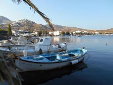 Port de Livaldi (Serifos)
