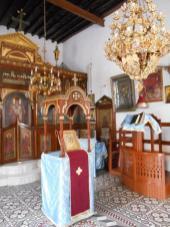 Eglise de Kamares (Sifnos)