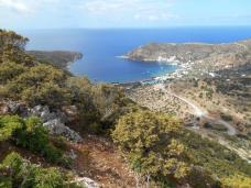 Vue sur Vathy (Sifnos)
