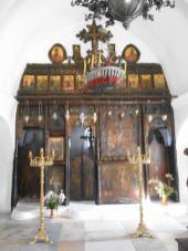Monastère de Chrissopigi (Sifnos)