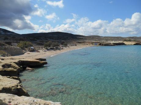 Côte nord (Milos)