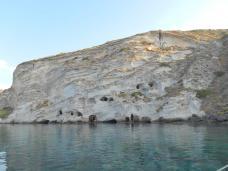 Catacombes de Klima (Milos)