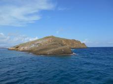 Ile volcanique de Glaronissia (Milos)