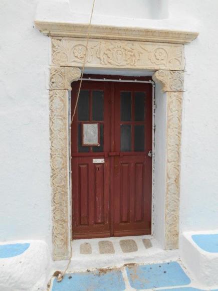 Chapelle d'Aghia Marina (Milos)