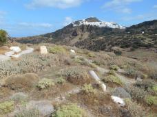 Vue sur Plaka (Milos)
