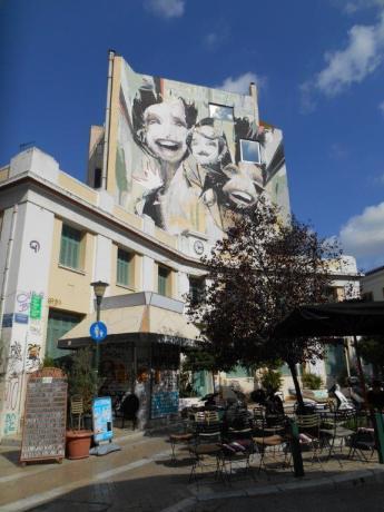 Quartier de Psiri (Athènes)