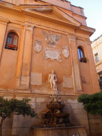 Piazza Saturno (Trapani)