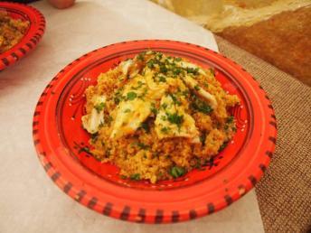 Couscous de poissons chez Eyem Zemen (Mazara del Vallo)