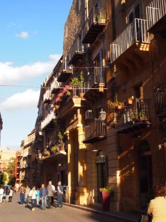 Rue Atenea (Agrigente)