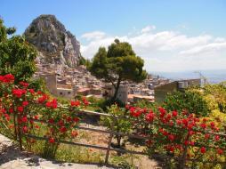 Vue sur Caltabellota