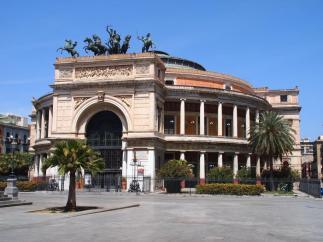 Teatro Politeama Garibaldi (Palerme)