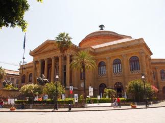 Théâtre Massimo (Palerme)