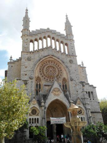 Eglise San Bartomeu (Soller)