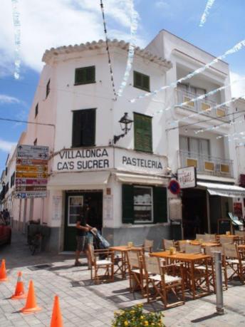 Pâtisserie Cas Sucrer (Es Mercadal)