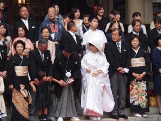Mariage traditionnel au sanctuaire Togo Jinja