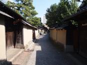 Quartier Naga-machi buke yashiki (Kanazawa)