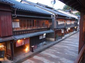 Quartier de Higashi Chaya (Kanazawa)