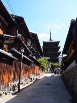 Pagode Yosaka - Quartier de Gion (Tokyo)