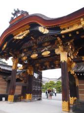Porte Kara-mon / Château de Ninjo (Kyoto)