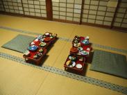 Dîner au temple Shojoshin-in (Koyasan)