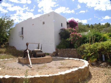 Finca de Sant Carles de Peralta (Ibiza)
