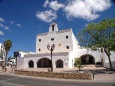 Eglise de Sant Joseph de sa Talaia (Ibiza)