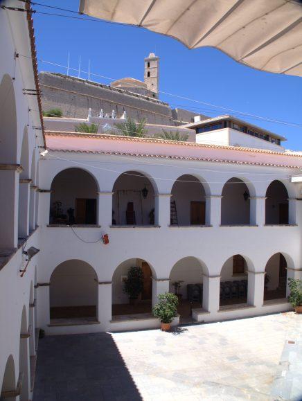 Ancien couvent de Sant Domingo et actuelle mairie d'Eivissa (Ibiza)