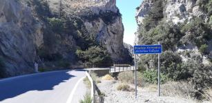 Canyon Kotsifou (Crète)