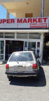 Dans les rues de Sellia (Crète)