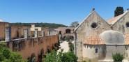 Monastère d'Arkadi (Crète)
